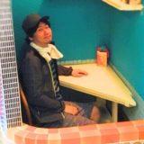【ハシゴカフェ】水風呂がインスタ映えに大変身!かき氷が名物の銭湯リノベカフェ【京都・常盤】
