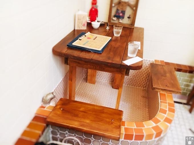 ハシゴカフェ 浴槽