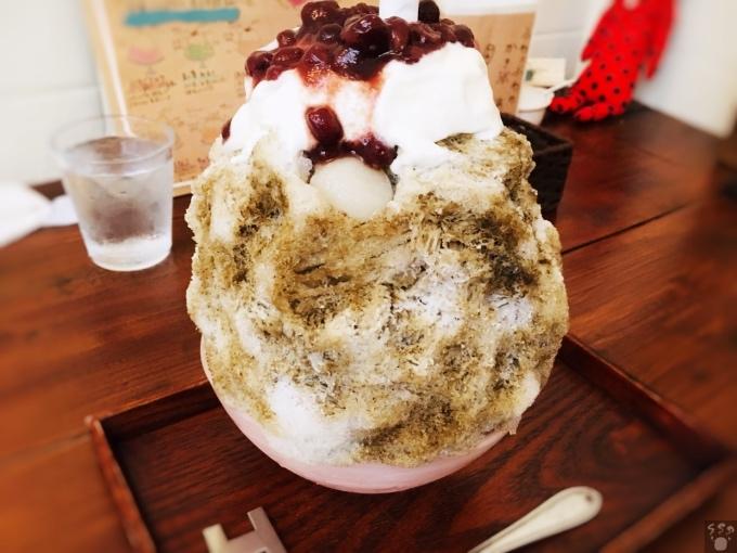 ハシゴカフェ かき氷
